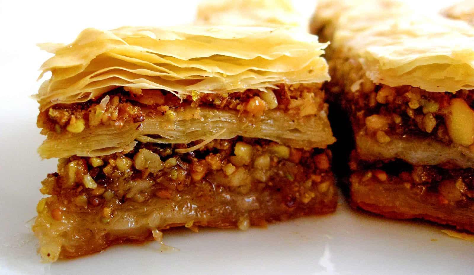 Рецепты турецкой кухни пошагово в